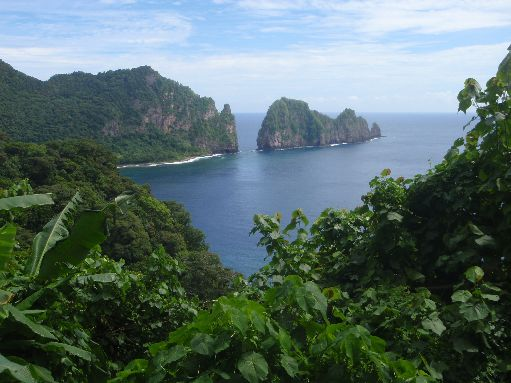 American Samoa - Tutuila Island