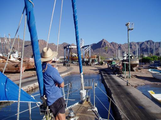 Jun '07 - Waiting for Haulout, Guaymas, Sonora, Mexico - click to enlarge