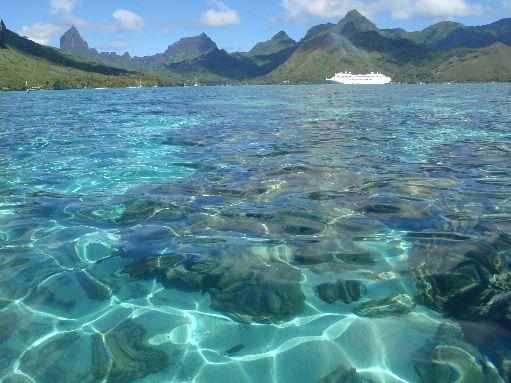 Moorea - Stunning Opunohu Bay