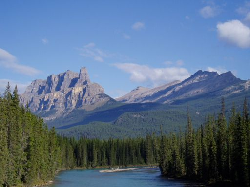 The Rocky Mountains, Canada - click here to see more images